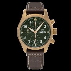 IW387902   IWC Pilot's Watch Chronograph Spitfire 41 mm watch. Buy Online