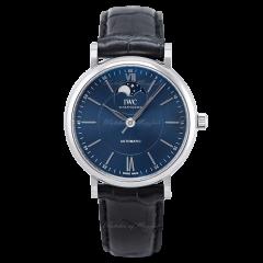 IW459402 | IWC Portofino Automatic Moon Phase 40mm watch. Buy Online