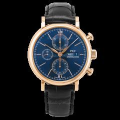 IW391035 | IWC Portofino Chronograph 42 mm watch. Buy Online