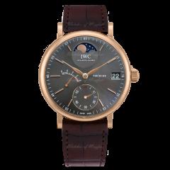 IW516403 | IWC Portofino Hand Wound Moon Phase 45 mm watch. Buy Online