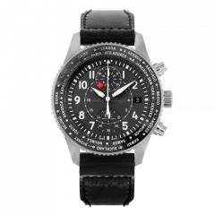 IWC Timezoner Chronograph Automatic IW395001 | Watches of Mayfair