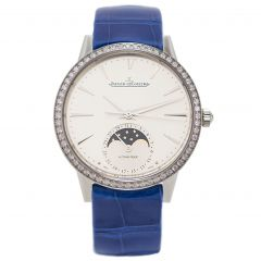 1258401 Jaeger-LeCoultre Master Ultra Thin Moon 34 mm watch. Buy Now