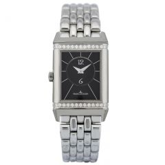 2588120 | Jaeger-LeCoultre Reverso Classic Medium Duetto 40 x 24 mm - Back dial