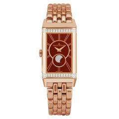 Jaeger-LeCoultre Reverso One Duetto Moon 3352120 - Back dial