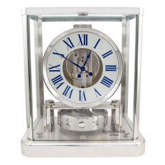 Jaeger-LeCoultre Atmos Classique Rhodium-plated 5102201 table clock