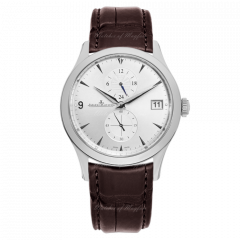 1628430   Jaeger-LeCoultre Master Dualtime 40 mm watch. Buy online.