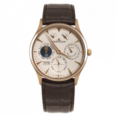 1612420 | JLC Master Eight Days Perpetual 41.5mm. Buy online.
