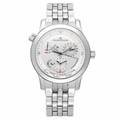 1508120 | Jaeger-LeCoultre Master Geographic 39 mm watch. Buy online.