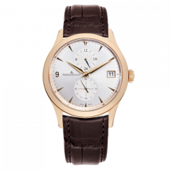 1622530 | Jaeger-LeCoultre Master Hometime 40 mm watch. Buy online.