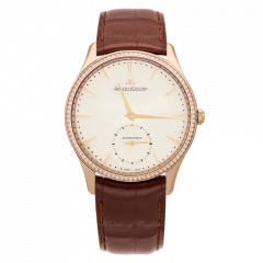 1212501 | JLC Master Ultra Thin Small Seconds 39mm. Buy online.