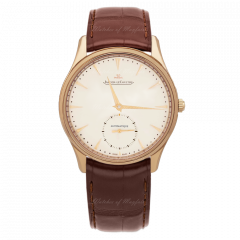 1212510 | JLC Master Ultra Thin Small Seconds 39mm. Buy online.