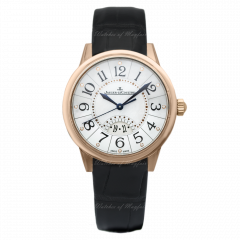 3542490 | Jaeger-LeCoultre Rendez-Vous Date Pink Gold 37.5 mm watch.