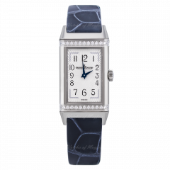 Jaeger LeCoultre Reverso One Stainless Steel Q3288420 - Front dial