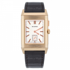 Jaeger-LeCoultre Grande Reverso Ultra Thin Duoface 3782520 - Front dial