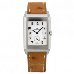 2438521 | JLC Reverso Classic Medium Small Seconds. Buy online - Front dial
