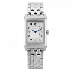 130 | Jaeger-LeCoultre Reverso Classic Small 34.2 X 21 mm watch - Front dial