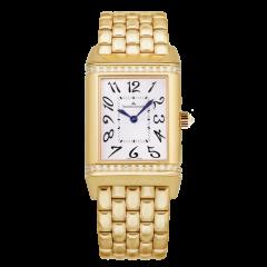 2561102 | Jaeger-LeCoultre Reverso Duetto Classique watch. Buy online - Front dial