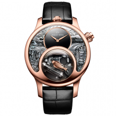 J031533200 | Jaquet Droz Charming Bird Red Gold 47 mm watch | Buy Now