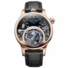 J031533240 | Jaquet Droz Charming Bird Red Gold 47 mm watch | Buy Now