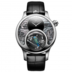 J031534200 | Jaquet Droz Charming Bird White Gold 47mm watch | Buy Now