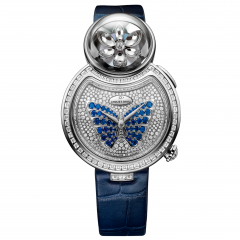 J032004220 | Jaquet Droz Lady 8 Flower White Gold 35mm watch | Buy Now