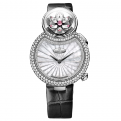 J032004270 | Jaquet Droz Lady 8 Flower White Gold 35mm watch | Buy Now