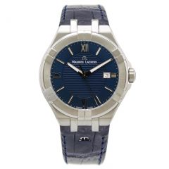 AI1008-SS001-430-1   Maurice Lacroix Aikon Gents watch.