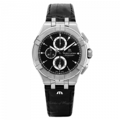Maurice Lacroix Aikon Chronograph AI1018-SS001-330-1   Buy Online