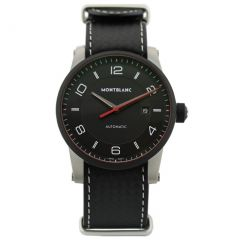 114878 Montblanc TimeWalker Collection Date Automatic e-Strap 42 mm