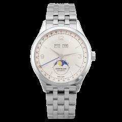 112647   Montblanc Heritage Chronometrie Quantieme Complet 40 mm watch