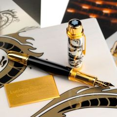 Montblanc Luciano Pavarotti Limited Edition 888 Fountain Pen 111674
