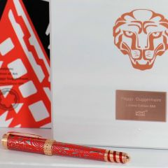 Montblanc Peggy Guggenheim Limited Edition 888 Fountain Pen 113928