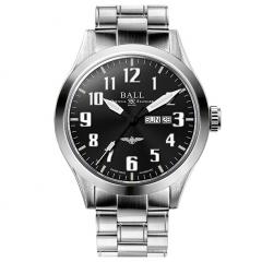 NM2180C-S2J-BK   Ball Engineer III Silver Star 46 mm watch   Buy Now