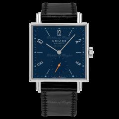 422 | Nomos Tetra Neomatik 39 Midnight Blue Automatic watch