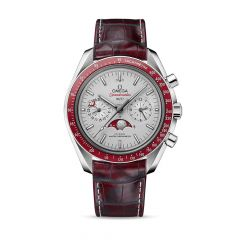 Omega Speedmaster Moonwatch Co-Axial Master Chronometer Moonphase Chronograph 44.25mm 304.93.44.52.99.001