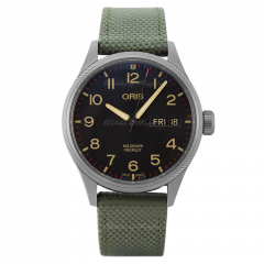 01 752 7698 4274-SET TS | Oris 40Th Squadron Limited Edition 45 mm watch. Buy Now