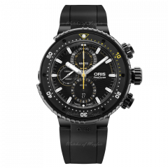 01 774 7727 7784-SET   Oris Dive Control Limited Edition 51mm watch. Buy Now