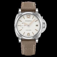 PAM01043 | Panerai Luminor Due 38mm watch. Buy Online