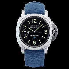 PAM00777 |  Luminor Logo Marina 3 Days Acciaio 44mm watch. Buy Now