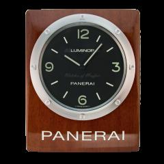 PAM00255 | Panerai Luminor Wall Clock 250 x 310 mm watch.