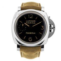 Panerai Luminor Marina 1950 3 Days Acciaio PAM00422 New Authentic
