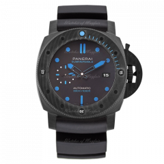 PAM01616 | Panerai Submersible Carbotech 47mm watch. Buy Online