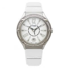 G0A35014   Piaget Polo Fortyfive Lady 38 mm watch. Buy Now