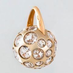 M.A701/O6/OJ   Buy Pomellato Harem Rose Gold Rock Crystal Pendant