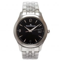 New Jaeger-LeCoultre Master Control Date Black Dial 1548171 watch