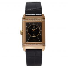 New Jaeger-LeCoultre Reverso Classic Small Duetto 2662430 - Back Dial