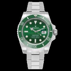 116610LV | Rolex Submariner Date Hulk 40 mm watch. Buy Online
