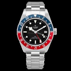 Tudor Black Bay Pepsi GMT 41mm M79830RB-0001 - July 2021
