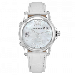 3343-222/391 Ulysse Nardin Classic Dual Time Lady 37.5 mm watch. Buy