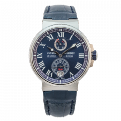 1183-126/63 | Ulysse Nardin Marine Chronometer 43 mm watch. Buy